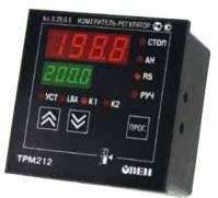 ПИД-регулятор для управления задвижками и трехходовыми клапанами ОВЕН ТРМ212