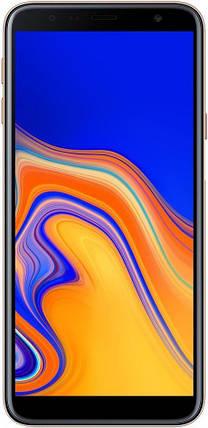 Смартфон Samsung Galaxy J4 Plus (2018) Gold SM-J415FZKN Оригинал Гарантия 12 месяцев, фото 2
