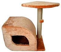 Домик драпак Танго для кошки жгутовый