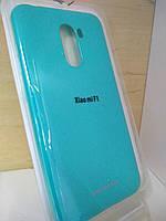 Силиконовый чехол Jelly Case Mint Xiaomi Pocophone F1