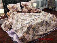 Двуспальный комплект постельного белья БЯЗЬ