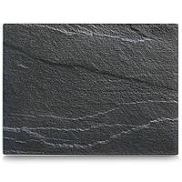 "Доска для кроя ""ANTHRACITE SLATE"", 40x30 см, ZELLER"