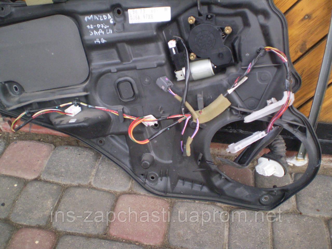 Электрическая проводка в заднюю левую дверь Mazda 6 Жгут проводов GJ6A 67210E