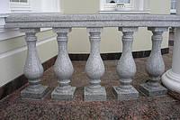 Монтаж балясин гранитных в Днепропетровске