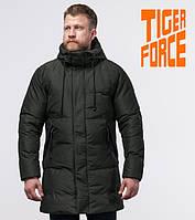 Куртка зимняя Tiger Force - 51270 темно-зеленая