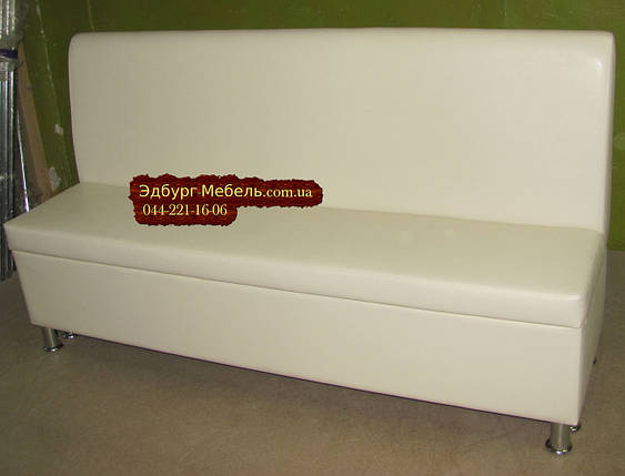 Диван  Престиж с ящиком + спальным местом 1800х500х900мм, фото 2