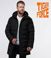 Куртка зимняя мужская Tiger Force - 58015 черная