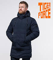 Мужская куртка Tiger Force - 72461 темно-синяя