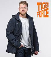 Парка мужская зимняя Tiger Force - 71360 темно-синяя