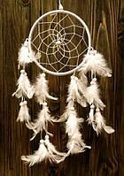 """Ловець Снів """"Кільце"""", білий"""