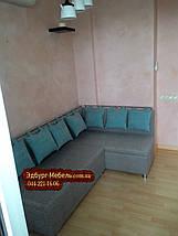 Кухонный уголок Комфорт 1200х1800мм., фото 2