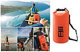 Водонепроницаемая сумка рюкзак OCEAN PACK 15 L, фото 3