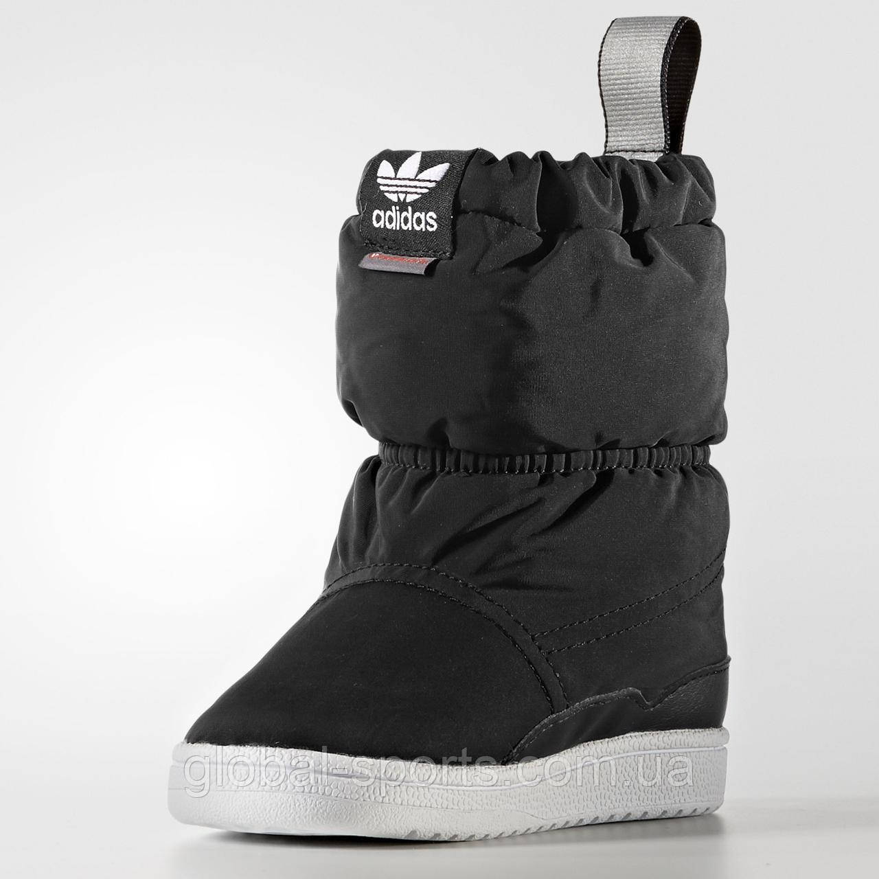 Детские сапоги Adidas Slip-on(Артикул:BY9069)