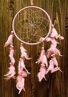 """Ловець Снів """"Кільце"""", рожевий"""