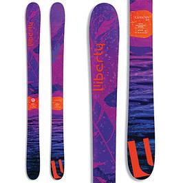 Горные лыжи женские