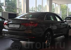 Заднее стекло Audi A4 (2001-2008) Седан, с антенной для радио, с антенной GPS