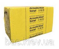 Акустическая минеральная вата  Acoustic Wool Sonet 50мм, 6,0м2/упак