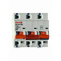 Автоматический выключатель ВА 63-100 6kA 125A 3P C Electro, фото 1
