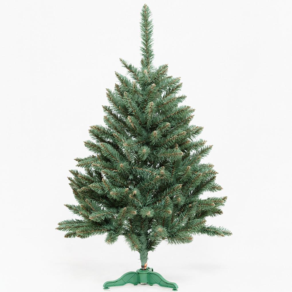 Ель искусственная новогодняя Смерека Зеленая 35см СЗ-0,35