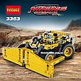 """Конструктор Decool 3363 """"Карьерный грузовик"""" 362 детали. Аналог Lego Technic 42035, фото 2"""