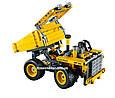 """Конструктор Decool 3363 """"Карьерный грузовик"""" 362 детали. Аналог Lego Technic 42035, фото 8"""