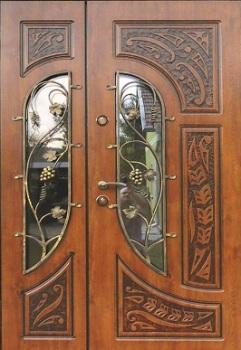 Широкие двери входные Елит_2001
