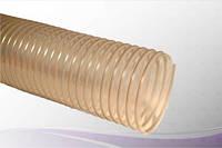 Шланги из полиуретана д.120 (толщ. 0,7мм), гибкие армированные рукава