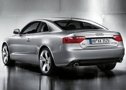 Заднее стекло Audi A5 (Купе, Хетчбек) (2007-), фото 2