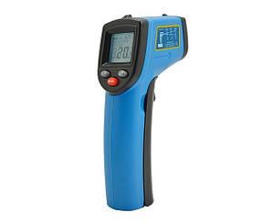 Безнал! Пірометр GM321 ( -50~380℃) DS:12:1; EMS:0,1-1,00 Benetech +20% (mdr_0651)
