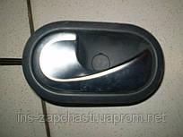 Ручка дверей внутрішня ліва для Renault Megane II 2002-2009;Scenic 2003-2009 / 8200028487