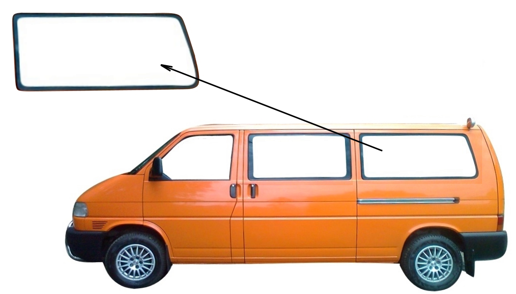 Боковое стекло на фольксваген транспортер купить новый фольксваген транспортер пассажирский