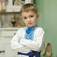Вишиванка для хлопчика (1-14 років, ручна вишивка), фото 1