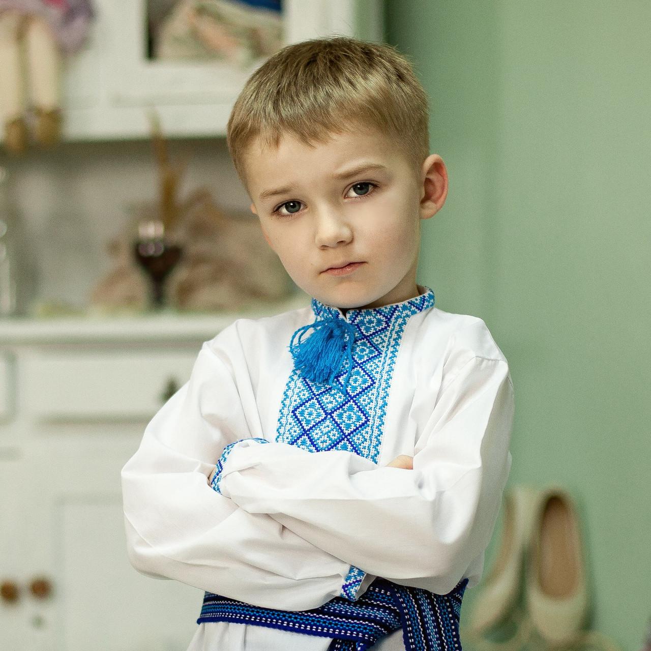 Вишиванка для хлопчика (1-14 років dcbf6c23748d7