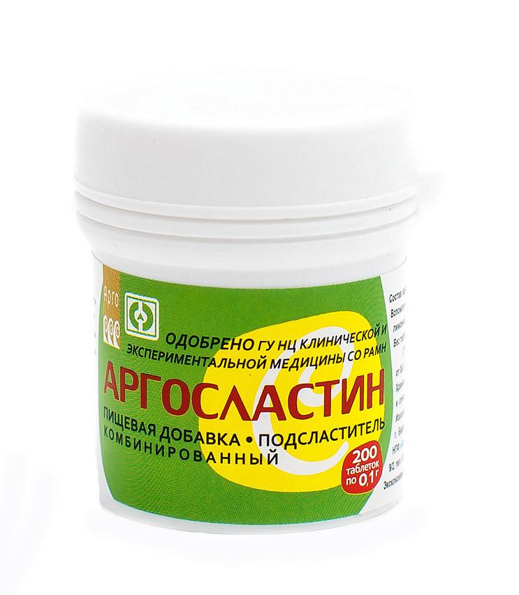 Аргосластин заменитель сахара Арго при избытке веса, диеты, сахарный диабет, ожирение, похудение