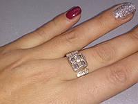 Кольцо из серебра 925 пробы, серебряное кольцо 20 размер, фото 1
