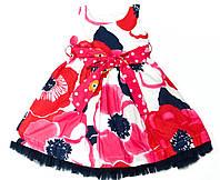 Платье Kwiecista Podroz Цветы 110