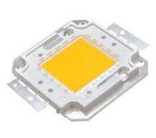 Мощный светодиод 20W 600mA 32- 34V 1600 - 800LM 24 * 40mm для прожекторов