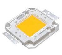 Мощный светодиод 50W 32-34V для прожекторов
