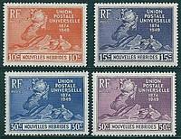 Французские Новые Гебриды 1949