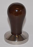Темпер профессиональный нержавеющая сталь диаметром 50 мм