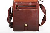 Мужская кожаная сумка., фото 3