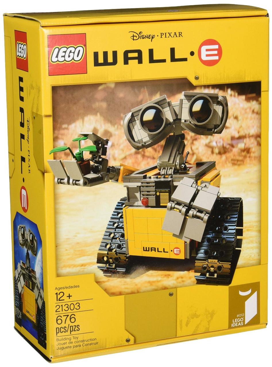 Lego Ideas ВАЛЛ-И 21303