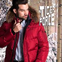 Куртки Tiger Force