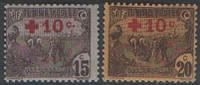 Французский Тунис - Tunisie - 1916