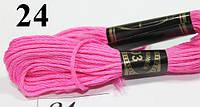 Мулине для вышивания (24шт/набор) 24 (403)