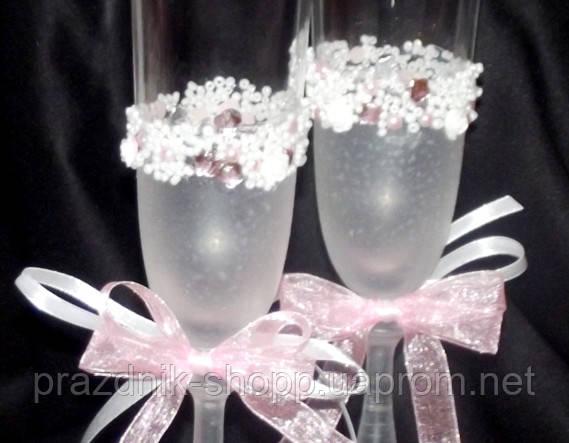 Свадебные бокалы BА20