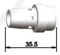 Диффузор (распределитель) газовый BW 015.0021 для сварочной горелки BW 40KD, фото 1