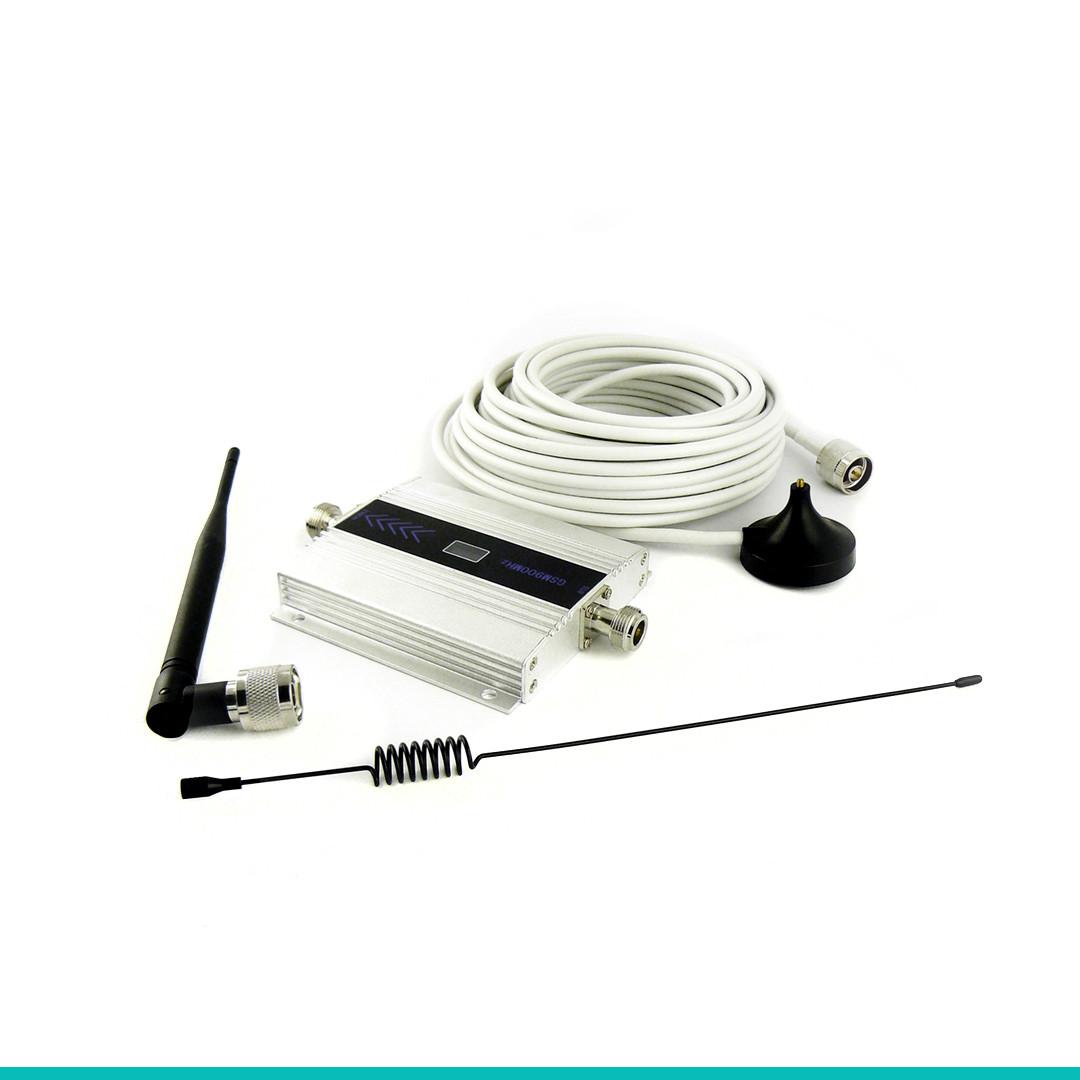 2G GSM репитер усилитель мобильной связи 900 МГц