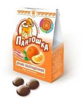 Пантошка Арго детские натуральные витамины (минералы, кальций, железо, йод, иммунитет, развитие, рост, грипп)