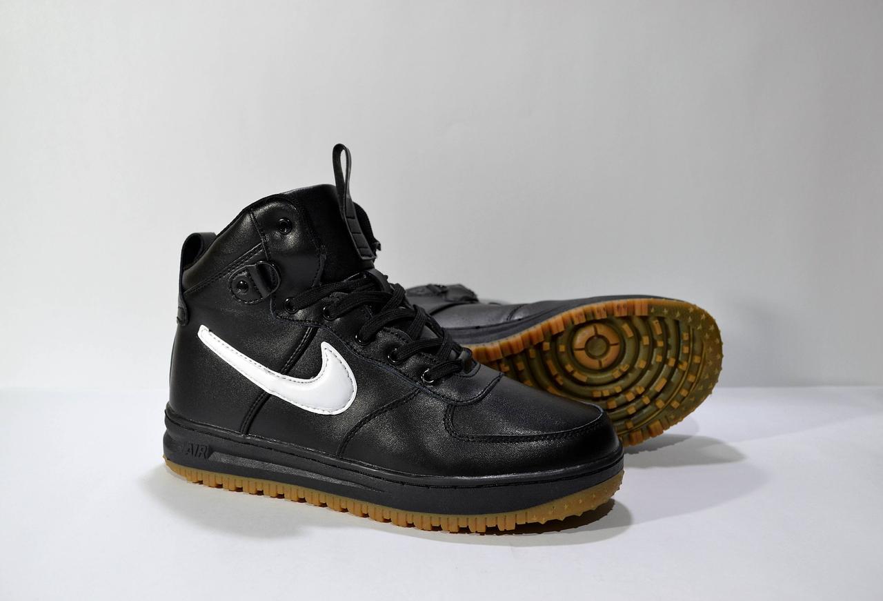 Зимние кроссовки Nike Lunar Force